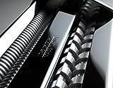 Küchenprofi 0801631000 Nudelmaschine Atlas 150, Edelstahl, schwarz, 20,3 x 14 x 20,3 cm -