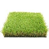 Best Arificial Grass For Floor, Soft And Durable Plastic Natural Landscape Garden Plastic Turf Carpet Mat, Artificial...