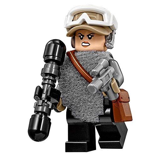 Lego Star Wars Rogue One Jyn Erso Minifigure