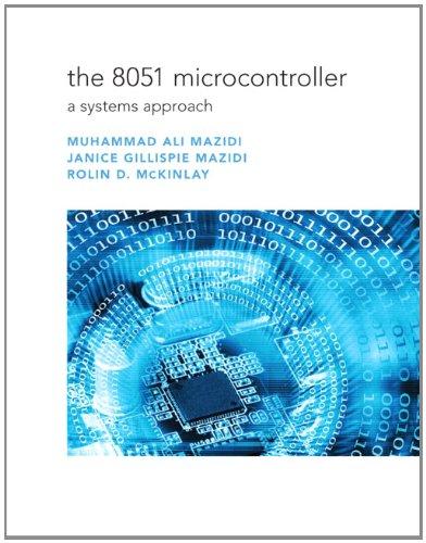 Mazidi 8051 pdf e-books free