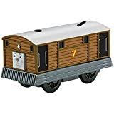 Fisher-Price Thomas The Train Wooden Railway Battery-Operated Toby