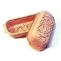 Silikomart Silicone Novelty Cakes Rose Plum Cake Pudding Mould