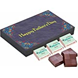 Best Gift For Father S Day - 6 Chocolate Gift Box - Best Fathers Day Gifts