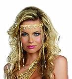Dreamgirl Women's Costume Accessory Shimmer Rhinestone Headpiece