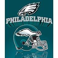 Philadelphia Eagles Fleece Throw