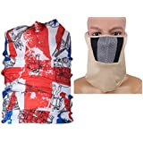 Sushito Outdoor Multifunctional Winter Magic Scarf & Face Mask