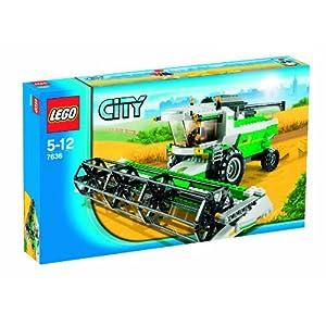 Nur heute: Lego City Mähdrescher für nur 19,98 € inkl. VSK (17 € gespart)!