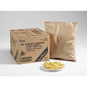 Lamb Weston LW Private Reserve Thin Regular Cut Potato Fry
