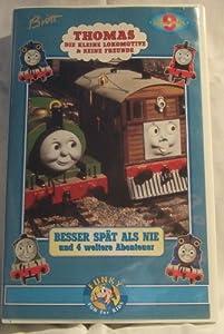 Thomas - Die kleine Lokomotive und seine Freunde 09