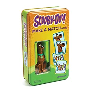 Click to buy Scooby Doo games: Make a Match from Amazon!