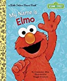 Maven Gifts: Sesame Street: My Peek-a-Boo Elmo Toy and Little Golden Book: My Name is Elmo