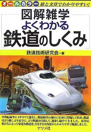 よくわかる鉄道のしくみ (図解雑学)