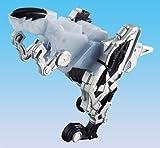 Masked Rider W double Transforming Gaia dinosaur Fang Memory