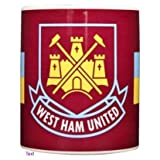 West Ham United FC Football Big Crest Mug