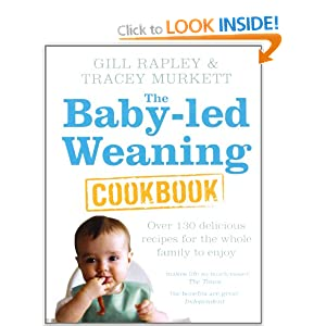 The Baby-led Weaning Cookbook: Over 130 delicious recipes for the whole family to enjoy, Unique Baby Shower Gifts