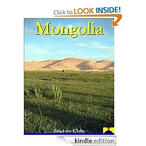 Mongolia Justin Dodge