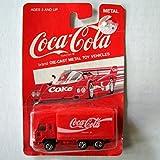 """Coca Cola Brand Die Cast Metal Toy Vehicle 3"""" Length Vintage 1979"""