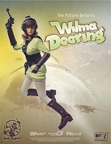Phicen Wilma Deering Rocket Girl 1/6 Scale PL2014-49