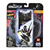 """Lego Year 2002 Galidor """"Defenders Of The Outer Dimension"""" Deluxe Series 9 Inch Tall Figure Set # 8314 - GORM With..."""