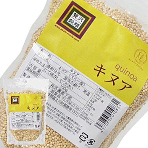 旭食品 贅沢穀類キヌア 150g