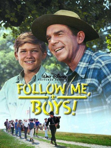 Amazon.com: Follow Me, Boys!: Fred MacMurray, Vera Miles