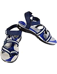 Freedom Daisy Men's 13011 Blue/GRY Sandals & Floaters