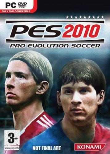 Télécharger sur eMule Pro Evolution Soccer 2010