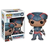 FunKo POP Games: Assassin's Creed - Aveline Toy Figure