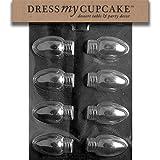 Dress My Cupcake DMCC431 Chocolate Candy Mold Christmas Lights Christmas