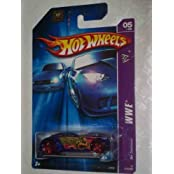 Wwe Series #5 Sir Ominous 2007 Card #2006 110 Collectible Collector Car Mattel Hot Wheels By Hot Wheels
