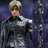 Resident Evil Play Arts Kai Leon Kennedy 9