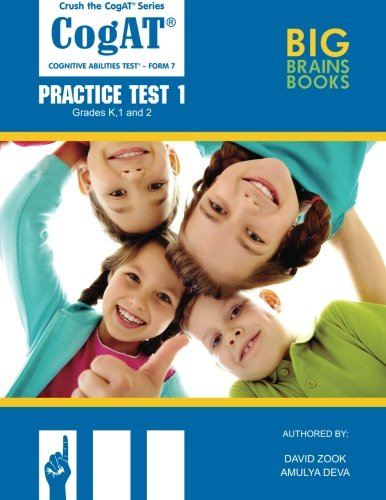 Cogat Form 7 Practice Test Ebook