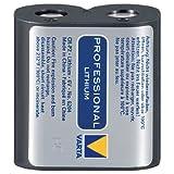 Varta CR P2 1 6V Professional Lithium Battery