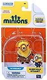 Minions Movie, Bored Silly Stuart Mini Figure