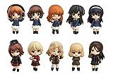 Girls und Panzer Nendoroid Petite Mini PVC Trading Figure (1 Random Blind Box)