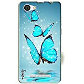Premium Quality Mousetrap Printed Designer Full Protection Back Cover For LYF Wind 6