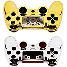 Alcoa Prime Full Housing Shell Case Skin Button Set For Playstation 4 For PS4 Controller