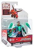 Big Hero 6 4-Inch Wasabi No-Ginger Action Figure