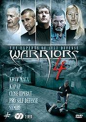 Warriors 4 - The Experts of Self Defense: Krav Maga, Kapap, Close Combat, Pro Self Defense and Sambo