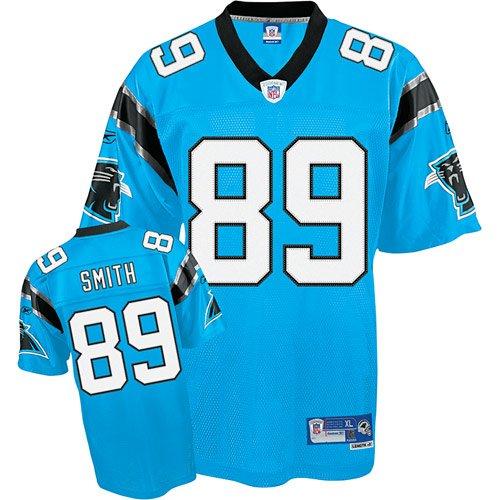Carolina Panthers Football Jersey - Steve Smith