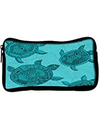 Snoogg Seamless Pattern With Turtles Seamless Pattern Can Be Used For WallpaperPoly Canvas Student Pen Pencil...