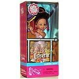 Barbie Ballerina Lorena Doll Career Day! - Kelly Club (2001)