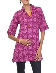 Rajrang CasuaL Wear Kurta Party Wear Tunic Top Womens CLothing Size S - B00AQGFFPI