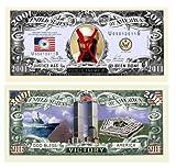 9-11 JUSTICE OSAMA BIN LADEN VICTORY BILL (10 bills)