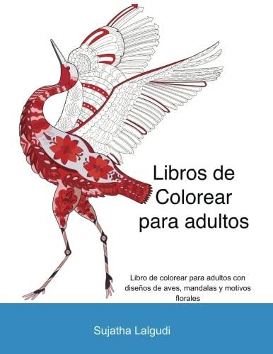 Libros para colorear adultos 1: Colorear adultos: Libros de colorear ...