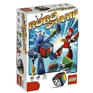Click to buy LEGO Robo Champ (3835) from Amazon!