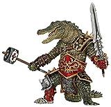 Papo Fantasy World Figure, Crocodile Mutant