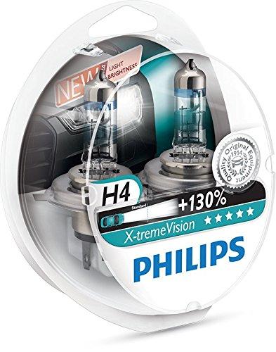 Philips 12342XV+S2 - bombilla para coches (60W, H4, Halógeno)