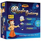 CONNECTWIDE - Chhota Bheem Magic Factory, Multi Color