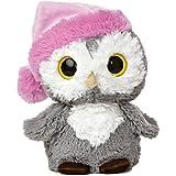 "Aurora World Wise Owl Plush, Girl, 8"""